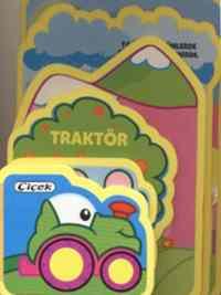 Eğitici Köpük Kitaplar Traktör