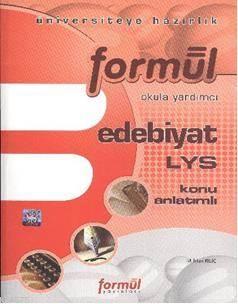 Formül LYS Edebiyat Bilgileri K.A.