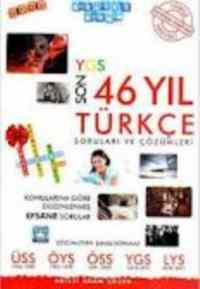 Akıllı Adam YGS Son 46 Yıl Türkçe Soruları ve Çözümleri 2012