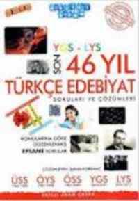 Akıllı Adam YGS-LYS Son 46 Yıl Türkçe - Edebiyat Soruları ve Çözümleri 2012