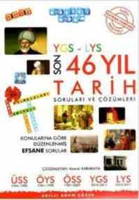 Akıllı Adam YGS - LYS Son 46 Yıl Tarih Soruları ve Çözümleri 2012