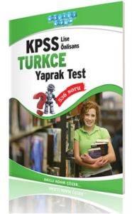 Kpss Lise-Ön Lisans Türkçe Yaprak Test