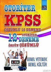 KPSS Çözümlü 12 Deneme
