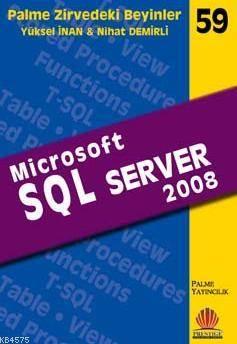 Microsoft SQL Server 2008; Zirvedeki Beyinler 59