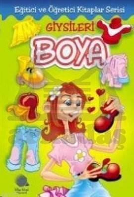 Giysileri Boya