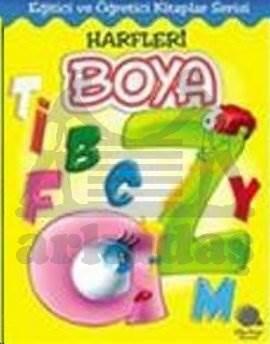 Harfleri Boya