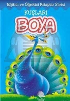 Kuşlari Boya
