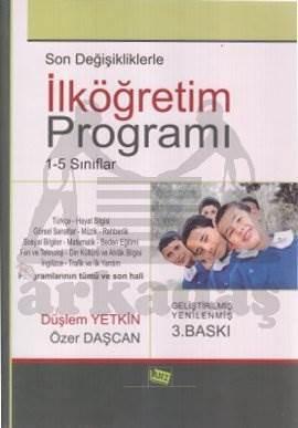İlköğretim Programı 1-5. Sınıflar