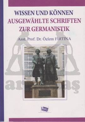 Wissen und Können Ausgewahlte Schriften Zur Germanistik