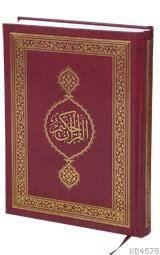 Kur'an-I Kerim (Bilgisayar Hatlı, Rahle Boy)
