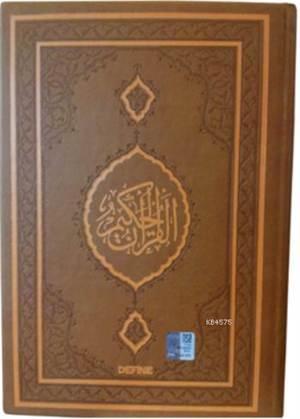 Kur'an-I Kerim; Miklaplı - Termo Deri - Şamua - Bilgisayar Hattı - Tingli