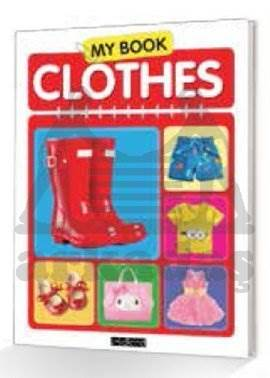 My Book - Clothes