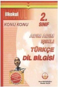 Adım Adım Işıklı Türkçe Dil Bilgisi 2
