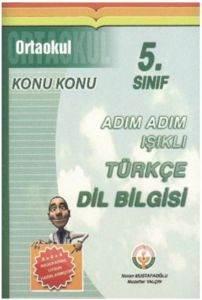 Adım Adım Işıklı Türkçe Dil Bilgisi 5