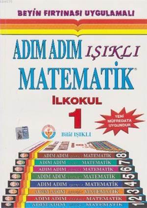 Adım Adım Matematik İlkokul 1.Sınıf
