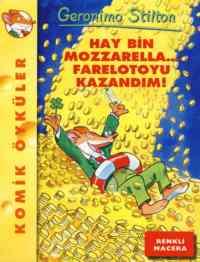 Komik Öyküler-2 Hay Bin Mozzarella Farelotoyu Kazandım!