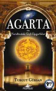 Agarta ve Yeraltındaki Gizli Uygarlıklar-Cep Boy