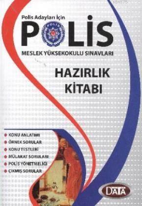 Polis Meslek Yüksekokulu Sınavları; Hazırlık Kitabı