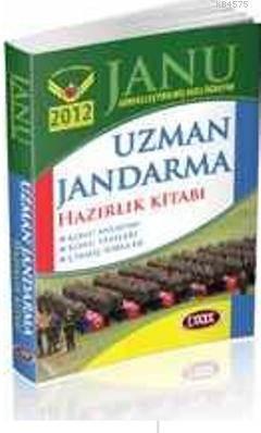 Uzman Jandarma Hazırlık Kitabı (JANU)