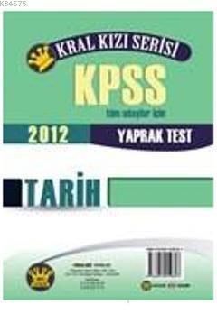 KPSS Tarih Yaprak Test