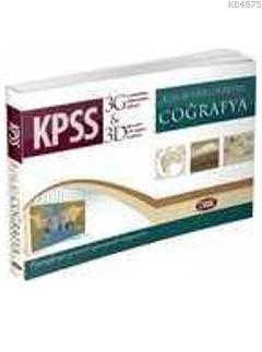 KPSS Coğrafya 3G 3D Hızlı Öğretim