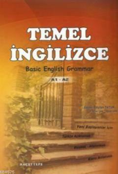 Temel İngilizce - Basic English Grammar A1 - A2