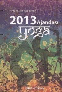 Yoga Ajandası 2013 (Otantik El Dikişi)