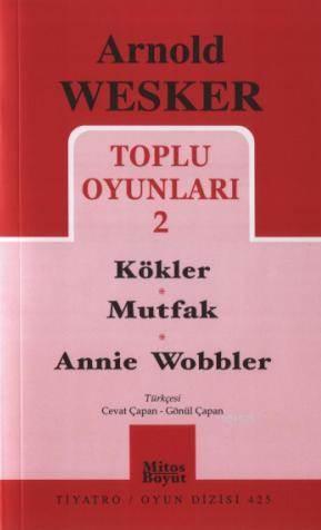 Toplu Oyunları 2 / Kökler - Mutfak - Annie Wobbler