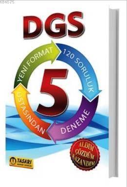 DGS 5 Fasikül Deneme Yeni Sisteme Uygun