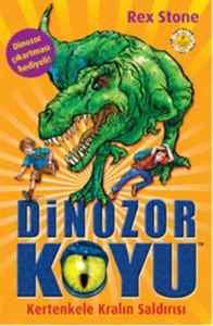 Dinozor Koyu 1-Kertenkele Kralın Saldırısı