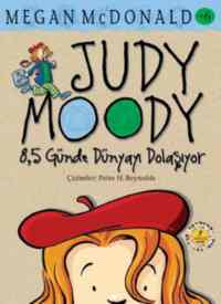 Judy Moody 6 - 8,5 Günde Dünyayı Dolaşıyor