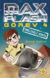 Max Flash Görev 4-Tehlikeli Mumya