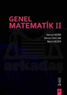 Genel Matematik 2