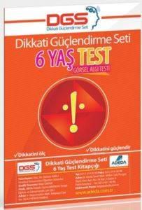 Dikkati Güçlendirme Seti - 6 Yaş Yaprak Test