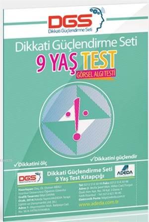 Dikkati Güçlendirme Seti - 9 Yaş Yaprak Test