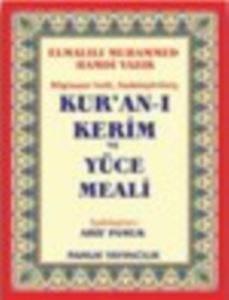 Kur'an-ı Kerim Ve Yüce Meali Büyük Boy