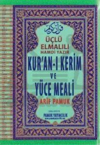 Üçlü Kur'an-ı Kerim Ve Yüce Meali (Büyük Boy)