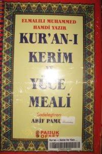 Kur'an-ı Kerim Ve  ...
