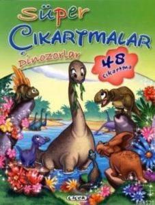 Süper Çıkartmalar D.-Dinozorlar