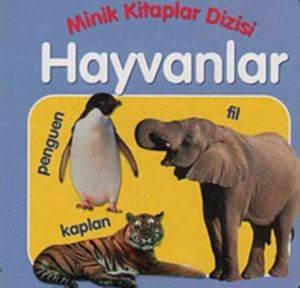 Minik Kitaplar-Hayvanlar