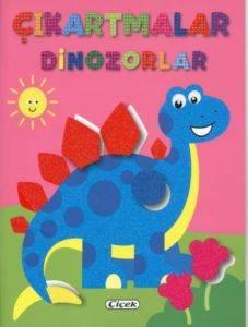Kolay Çıkartmalar - Dinozorlar 1