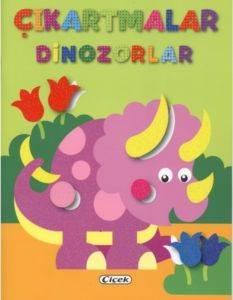 Kolay Çıkartmalar - Dinozorlar 2