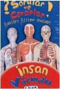 Sorular ve Cevaplar Dizisi 3 İnsan Vücudu (Kart)
