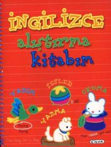 İngilizce Aliştirma Kitabim