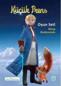 Küçük Prens Oyun Seti (Kitap Hediyeli)