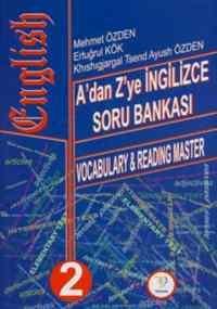 A'dan Z'ye İngilizce Soru Bankası 2