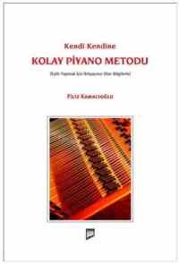 Kendi Kendine Kolay Piyano Metodu