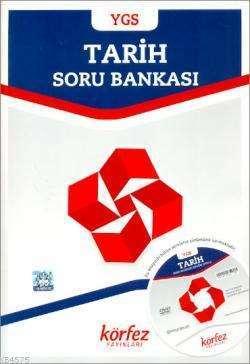 YGS Tarih Soru Bankası Çözüm Dvd'li