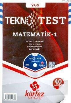 YGS Matematik 1Ü- Poşet Test Çözümlü Dvd'li