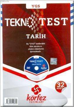 YGS Tarih Tekno Test DVD Çözümlü
